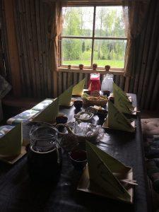 Matkailutila Surkeenjärvi, Jyväskylä, Keski-Suomi, majoitus, lounas, maatilamatkailu
