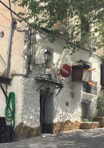 Pitres, Taverna Sierra Nevada, La Taha, Andalucia, Espanja
