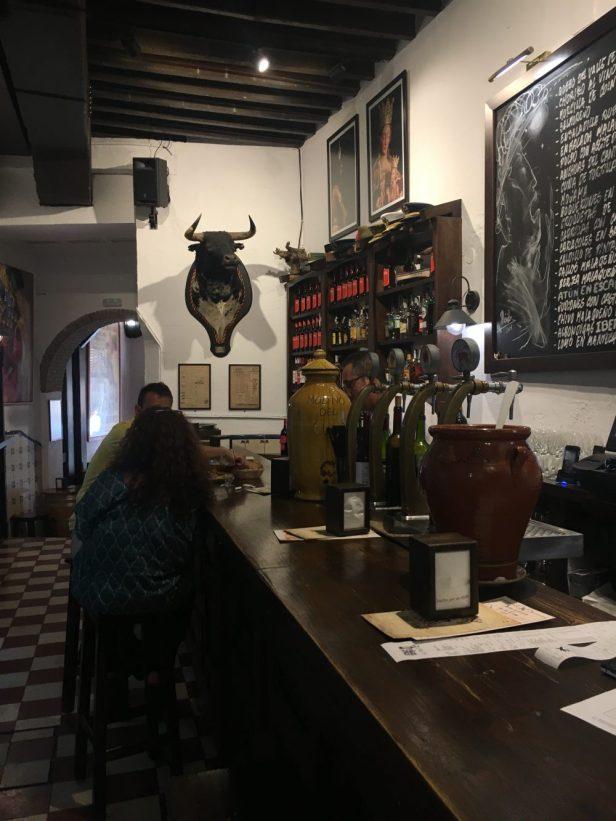 bodega, Málaga