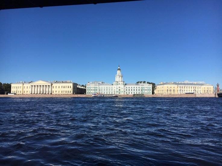 Pietari, Neva, St Petersburg, Venäjä, Russia