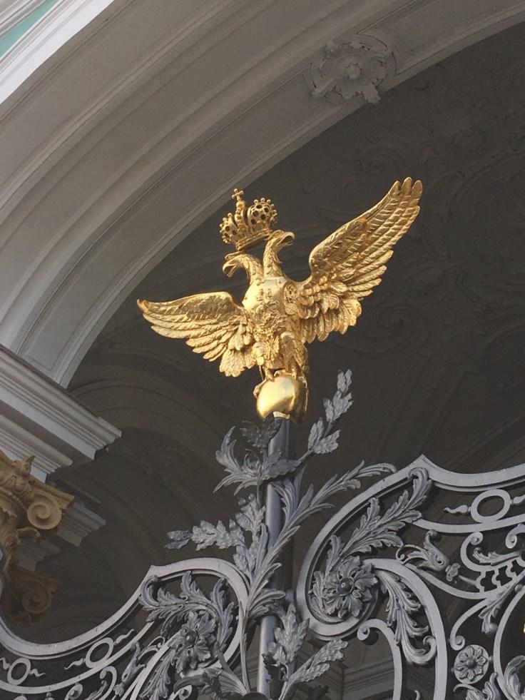 Eremitaasi, Palatsiaukio, Pietari, St Petersburg, Russia, Venäjä