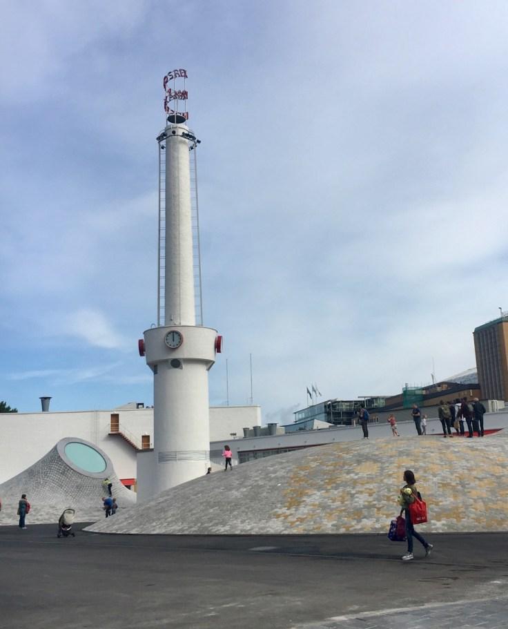 Amos Rex, museot, Lasipalatsi, Helsinki, maamerkki, leikki, visit Helsinki