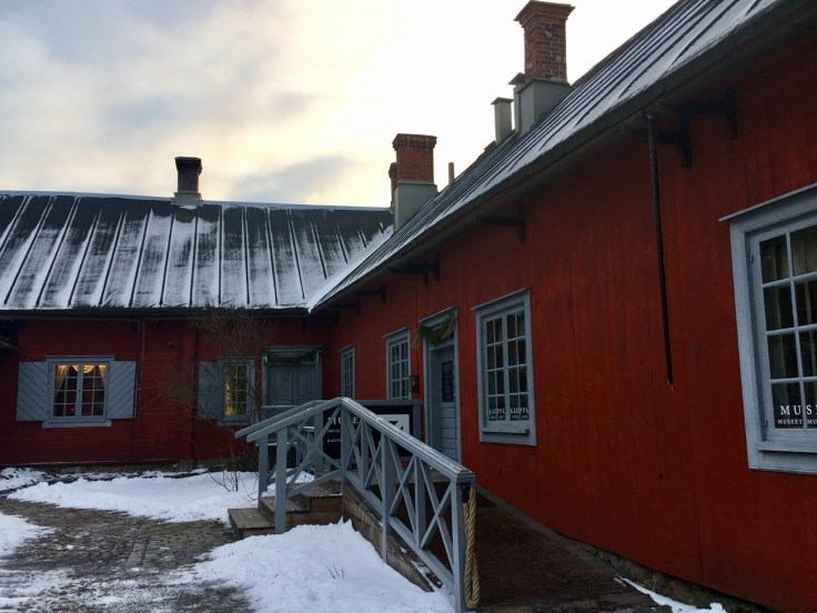 Apteekkimuseo, Turku, Qwenselin talo, Café Qwensel, visit Turku, museot