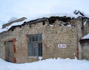 Rauniot, Rakvere, pohjois-Viro