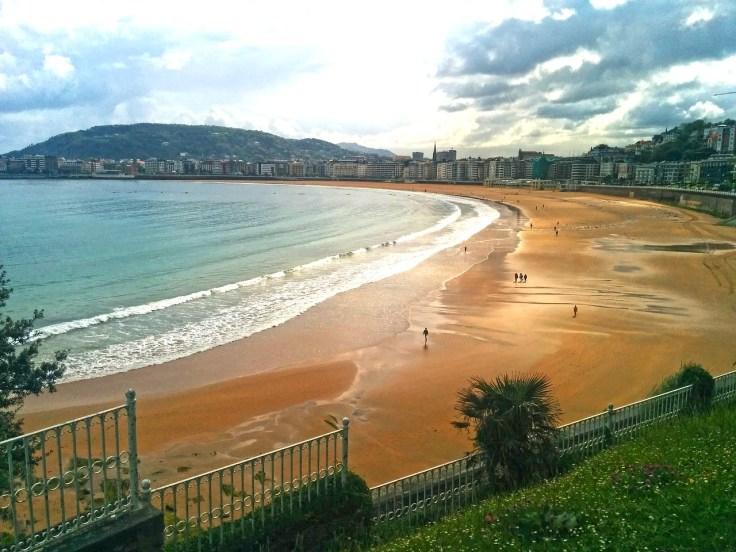 Cantabria, Espanja, Spain, Santander, Sardinero