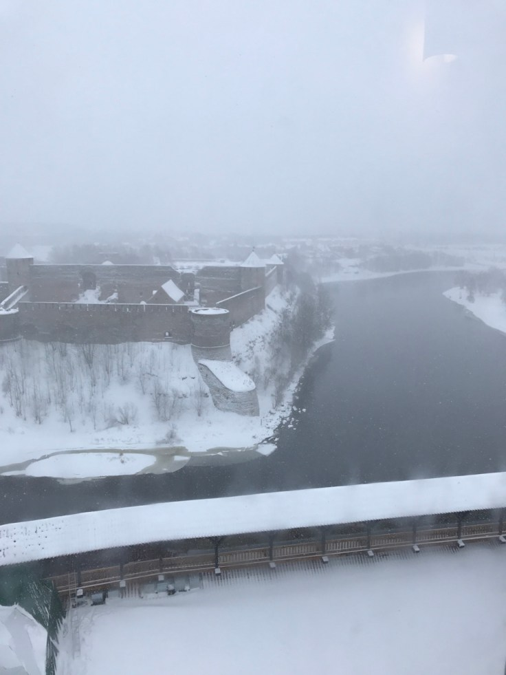 Narva, Narvan linna, itä-Viro, Visit Narva
