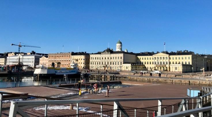 Allas Sea Pool, Helsinki, Visit Helsinki, kylpylä, sea bath, sauna, yleinen sauna