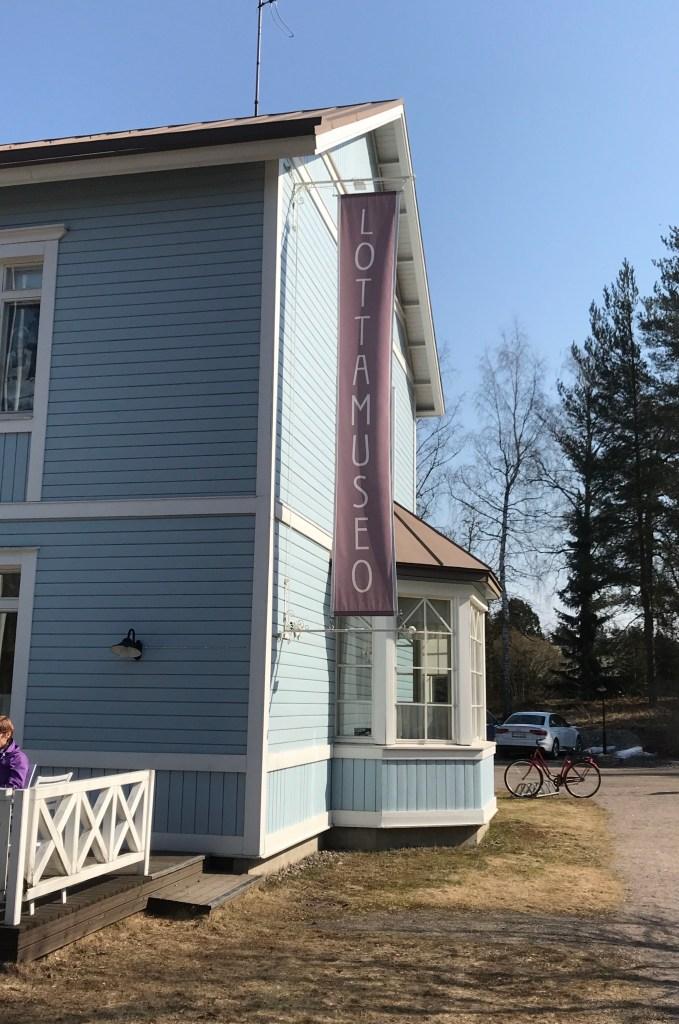 Lottamuseo, Tuusulanjärvi, Kublo