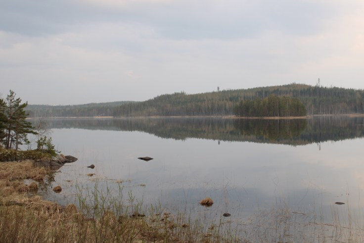 Saimaa, lake Saimaa, kevät, Visit Saimaa