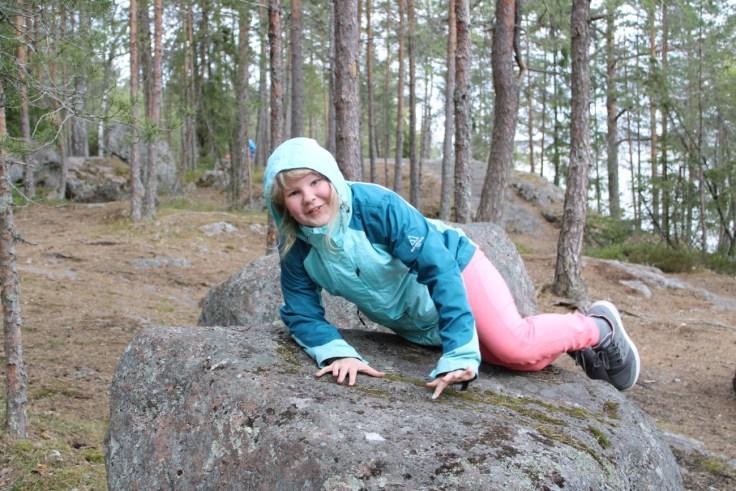 Sarvikallio, retkellä lasten kanssa, kalliot, Tuusulanjärvi, Visit Tuusulanjärvi