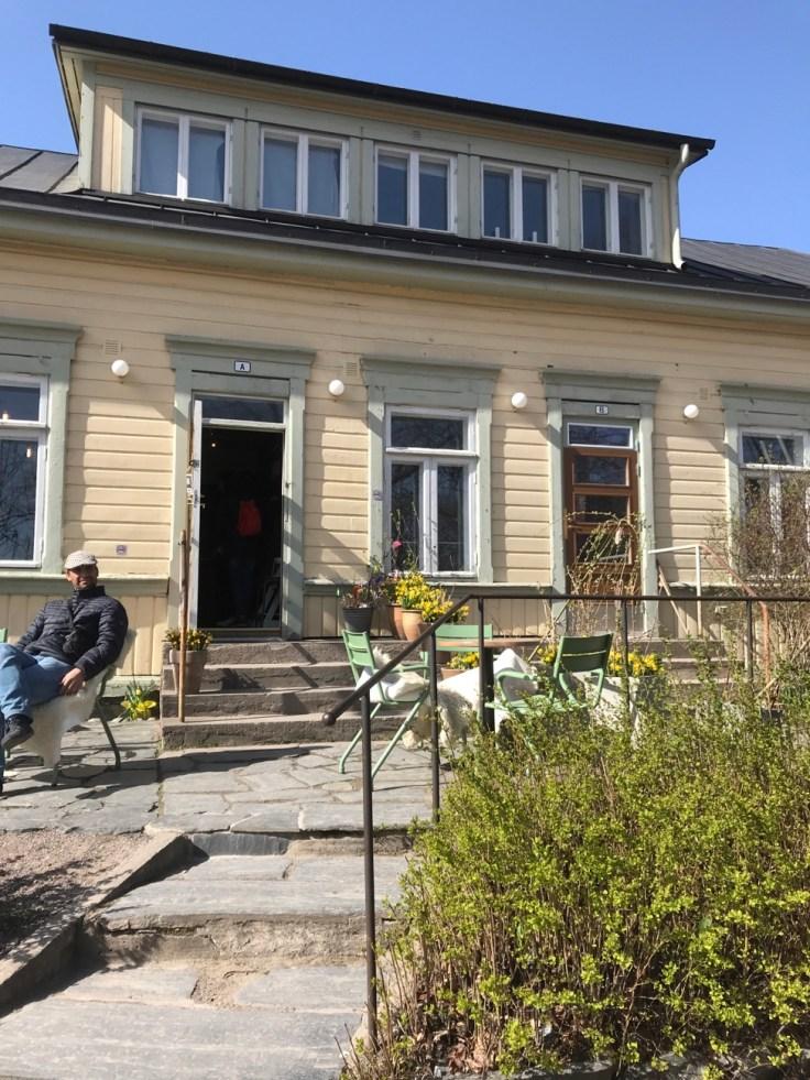 Suomenlinna, Cafe Silo, Visit Helsinki, Helsinki, kahvilat