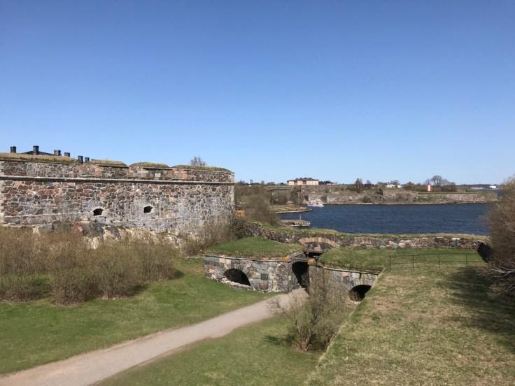 Suomenlinna, linnoitus, Sea fortress, Helsinki, maailmanperintökohde, Unesco