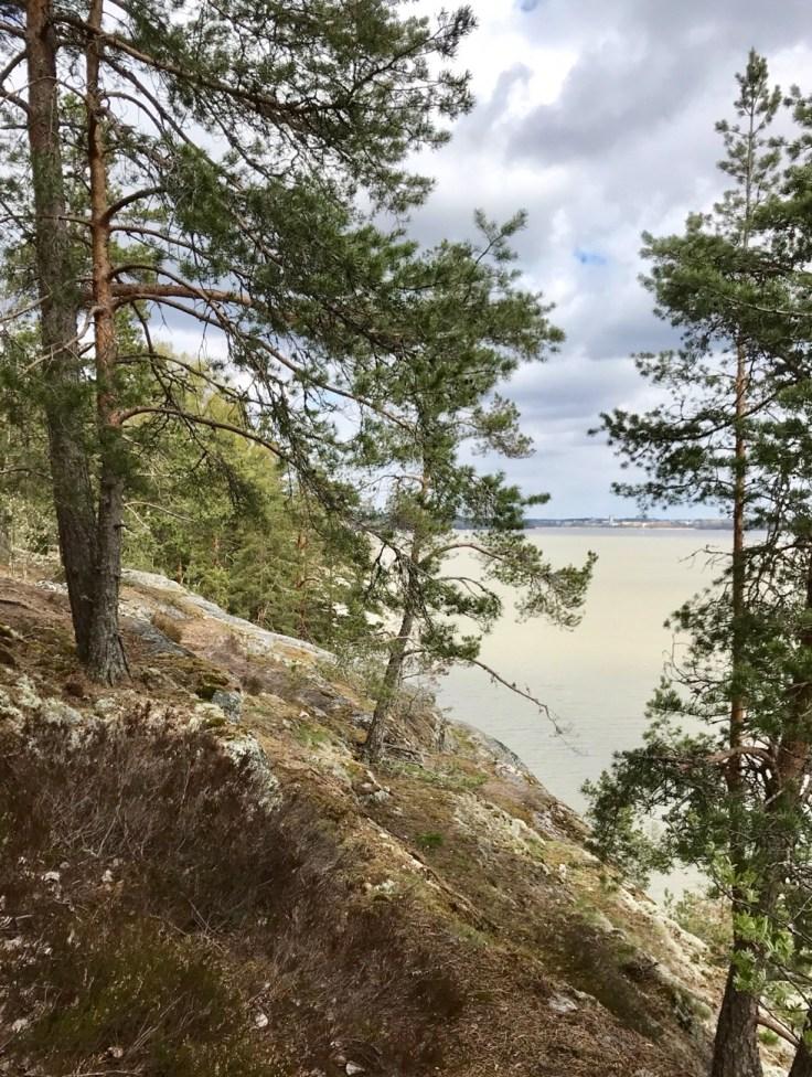 Tuusulanjärvi, Sarvikallio