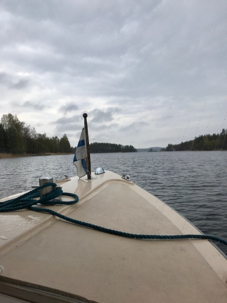 Saimaa, Puumala, Lady of the lake, lake Saimaa, visit Saimaa
