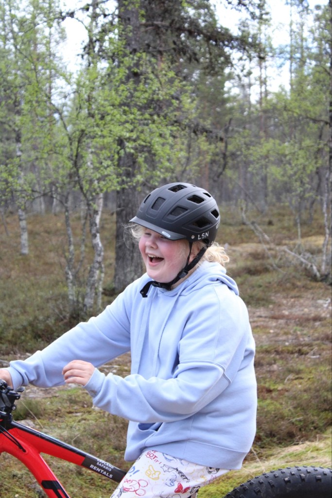 Fatbike, vuokraus, Saariselkä, Lappi, Inari