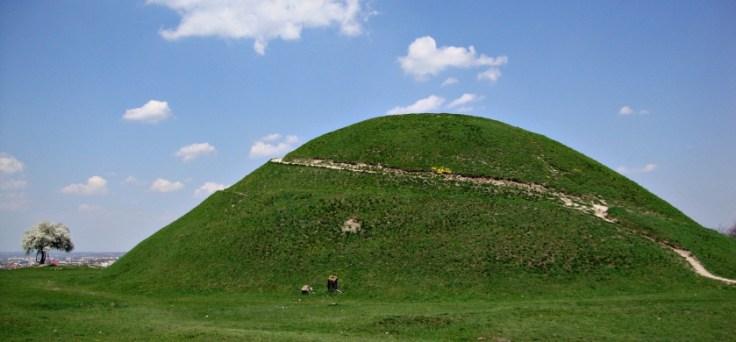 Krakus mound, Krakova, Krakus legenda, Puola