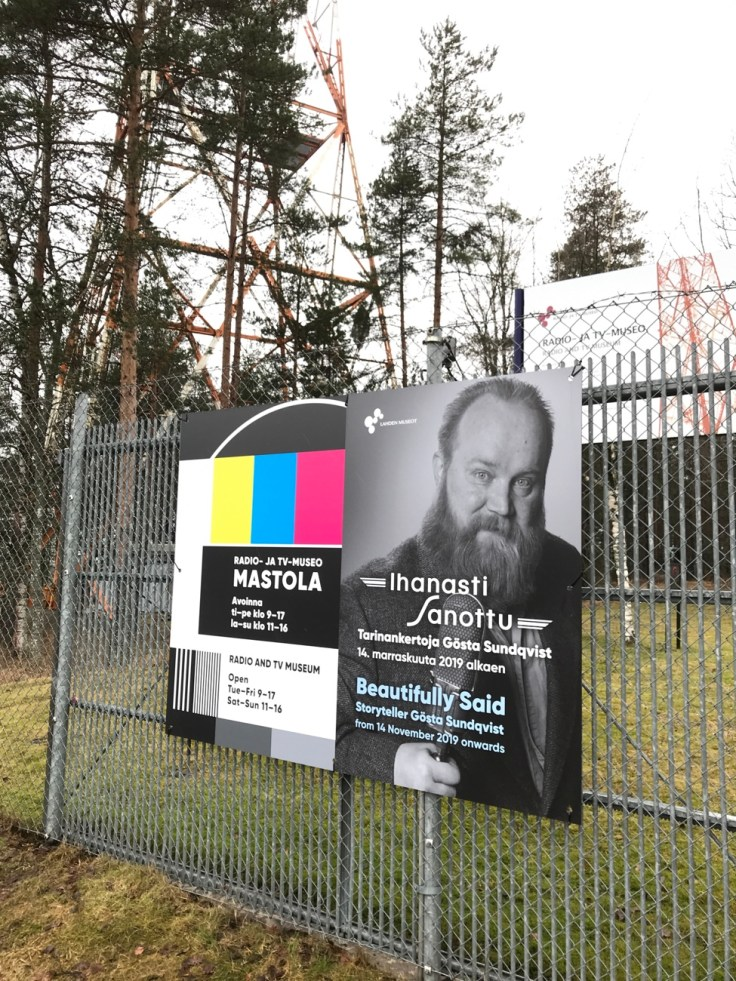 Radio- ja TV-museo Mastola, Lahti