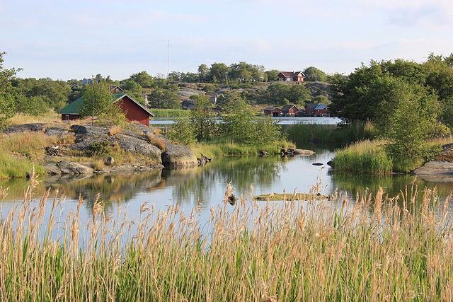 Ahvenanmaa, Kökar, Visit Åland, lomalla kotimaassa, Suomi