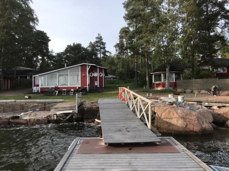 Hamina, Vimpasaari, meri, kesäloma, kotimaan kohde, lomalla kotimaassa, merenranta