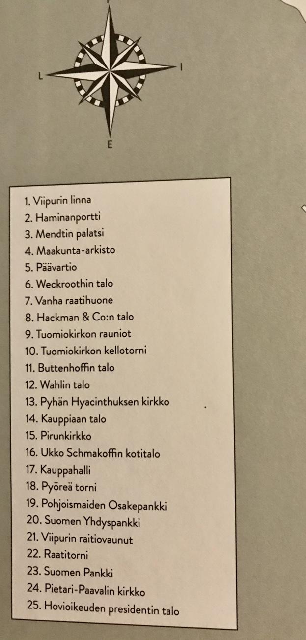 Viipuri, Eerola