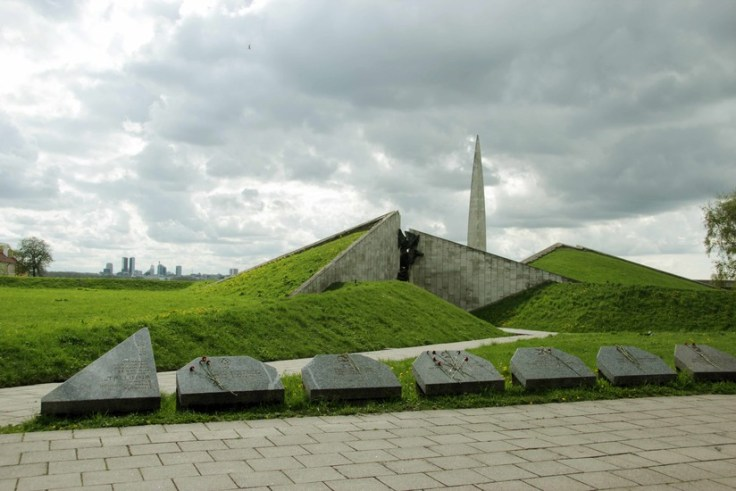 Maarjamäen muistomerkkialue, Tallinna, Viro