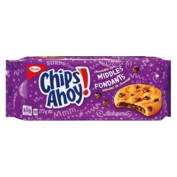 Chips Ahoy! Chocolate Chip Middles Fondant 273g