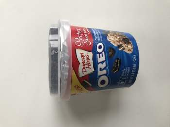 Duncan Hines Perfect Size for 1 OREO Cookies & Cream Cake Mix 68g Cup