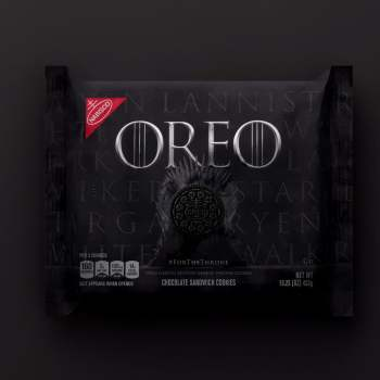 Game of Thrones Oreos From Auntie Ammies Candy Shop