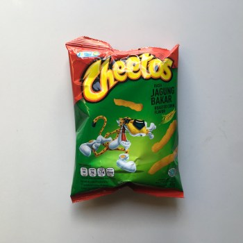 Cheetos Roasted Corn 40g from Auntie Ammies American Candy shop