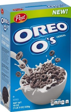 "Oreo ""O"" Cereal 311g From Auntie Ammies Candy Shop"