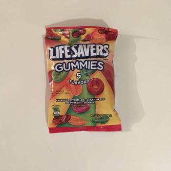 Lifesavers Gummies 5 Flavours (198g) From Auntie Ammies Candy Shop