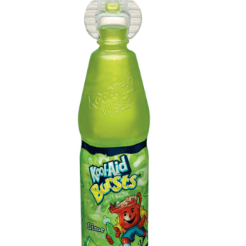 Kool Aid Bursts Lime 200ml