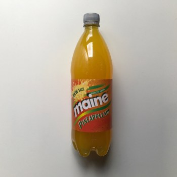 Maine Pineappleade 1 Litre From Auntie Ammies American Candy Shop