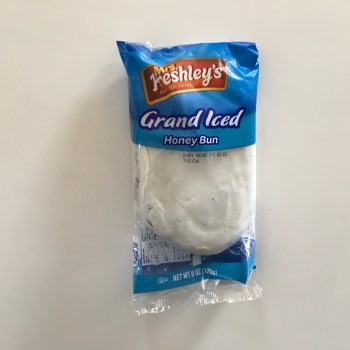 Mrs Freshley's Grand Iced Honey Bun (170g) From Auntie ammies American Candy Shop