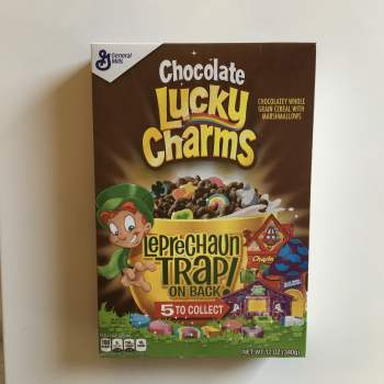 Chocolate Lucky Charms 340g From Auntie ammies American Candy shop