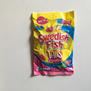 Swedish Fish Tails (226g) From Auntie ammies American Candy Shop