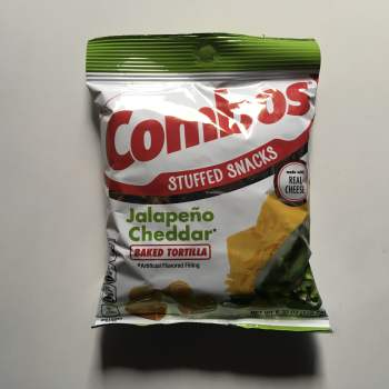 Combos Jalapeno Cheddar Baked Tortilla (178g) From Auntie ammies american Candy Shop