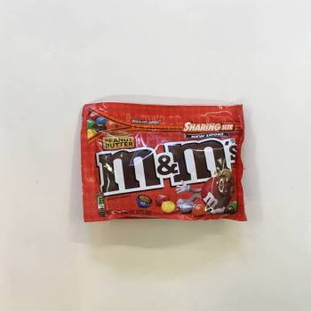 M&M's Peanut Butter (272g) From Auntie Ammies Candy Shop