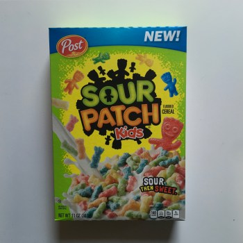 Post Sour patch kids Cereal(311g) From Auntie Ammies American Candy Shop