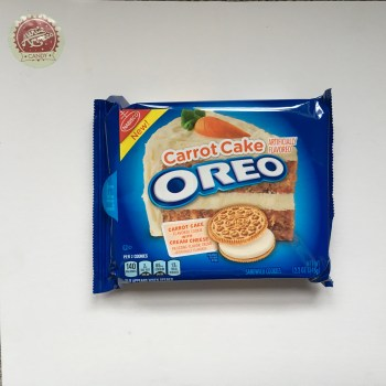 Carrot Cake Oreo 345g fromAuntie Ammies Candy Shop