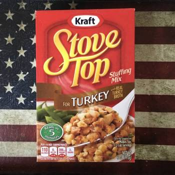 Kraft Stove Topo stuffing Mix. (170g)