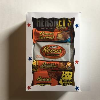 Reeses Selection Box from Auntie ammies american Candy shop