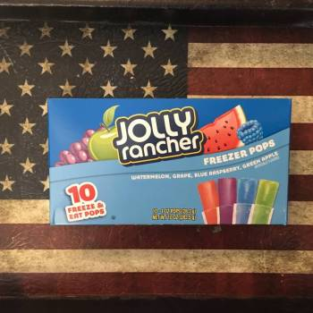 Jolly Ranch Freezer pops 283g From Auntie Ammies Candy Shop