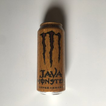 Monster Java Salted Caramel (443Ml) From Auntie ammies american Candy shop