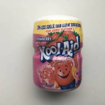 Kool-Aid Strawberry Tub