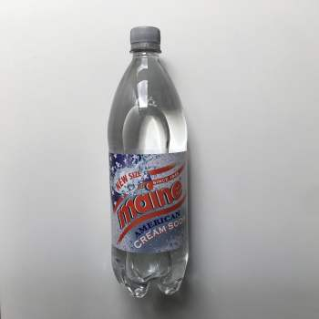 Maine American Cream Soda 1 Litre From Auntie Ammies american Candy Shop