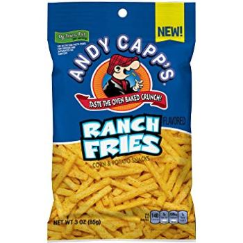 Andy Capps Ranch Fries 85g
