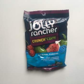 Jolly Rancher Crunch & Chew Bag 184g