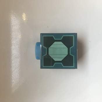Rick & Morty Mr Meeseeks box Candy Tin (42g from auntie Ammies american Candy Shop