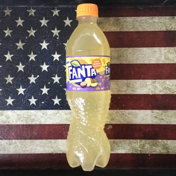 Fanta Passionanas 500ml From auntie Ammies Candy shop